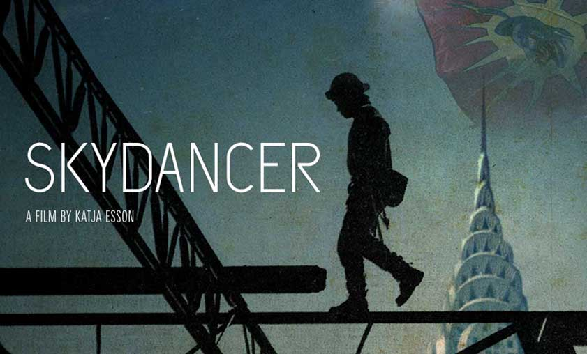 Skydancer - a film by Katja Esson